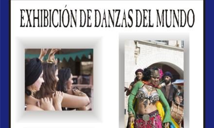 Exhibición de Danzas del Mundo en el Otoño Cultural de Coria