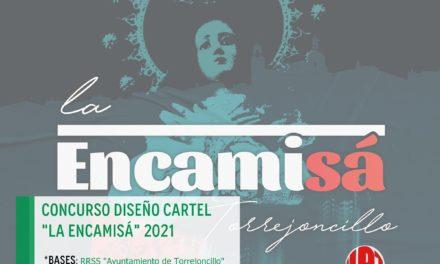 CONCURSO DE DISEÑO CARTEL DE «LA ENCAMISÁ» 2021