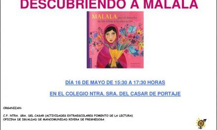 Descubriendo a Malala en Portaje