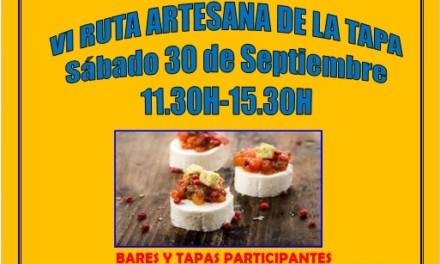 Vuelve el concurso de tapas de Los Artesanos