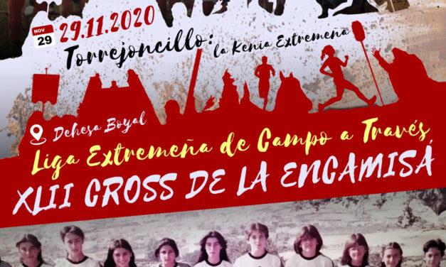 XLII Cross de la Encamisá o un oasis en el Desierto Deportivo Torrejoncillano 2020