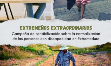 Gentinosina Social visibiliza a las personas con discapacidad en su proyecto Extremeños Extraordinarios