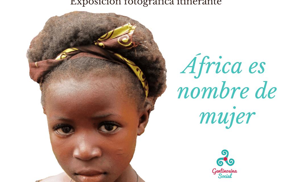 """La exposición fotográfica """"África es nombre de mujer"""" llega a Torrejoncillo"""
