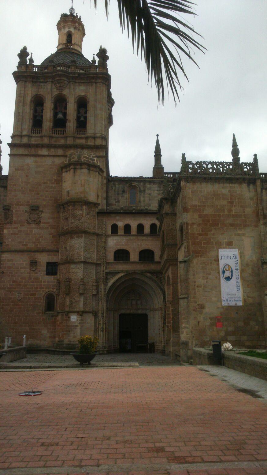 La Iglesia de Coria nació en la clandestinidad en el siglo I de nuestra era