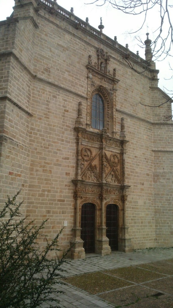 Catedral de Coria, Rosa M López