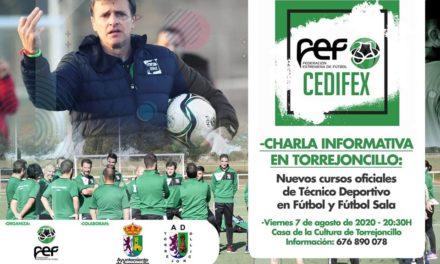 ¿Quieres tener la titulación de Técnico Deportivo en Futbol y Futbol Sala?