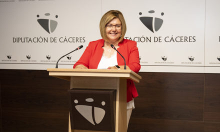 Fallece la presidenta de la Diputación, Charo Cordero