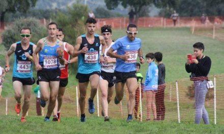 9 Podiums y 8 Clasificados para el Cross de Aranda de Duero con Diputación de Cáceres y Loren Moreno vence en la Medi Maratón de Navalmoral