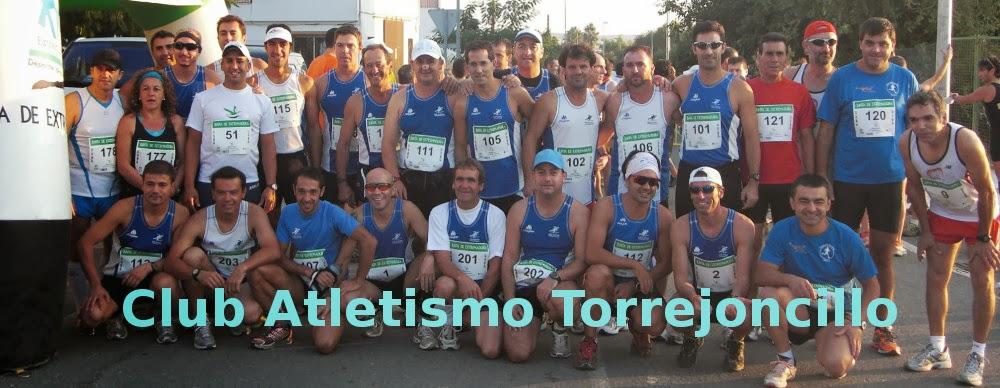 El Atletismo Andiajoa Torrejoncillo sigue dándonos alegrías