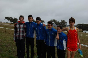 Club Atletismo Torrejoncillo