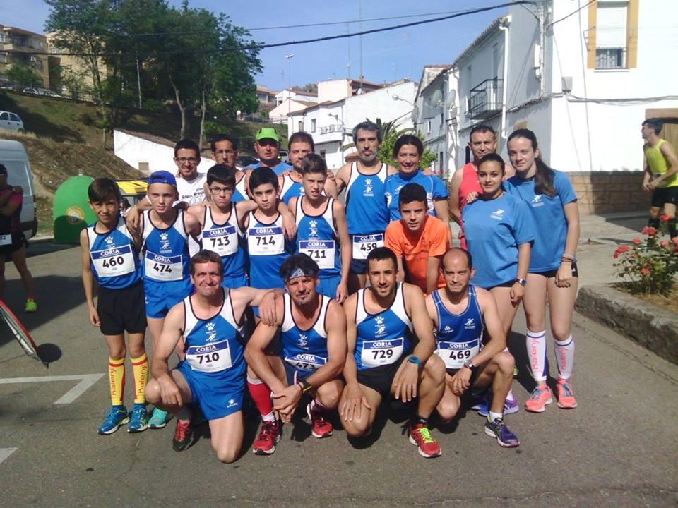 El Club de Atletismo Torrejoncillo sigue su rumbo