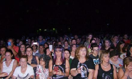 El concierto del viernes 10 de agosto superó las expectativas con creces