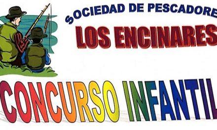 Concurso Infantil de Pesca de la Sociedad de Pescadores Los Encinares