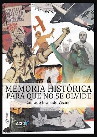 Conrado Granado publica nuevo libro