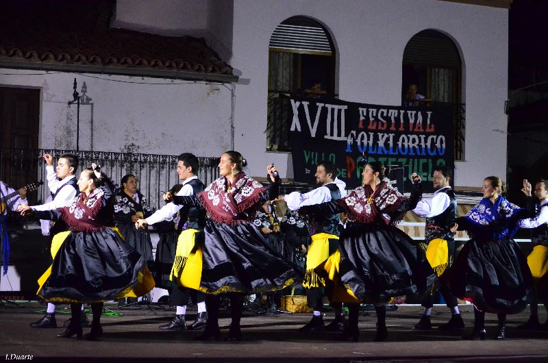 Próximamente, IV Festival de Folklore en Torrejoncillo