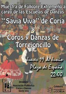 Coros y Danzas Torrejoncillo