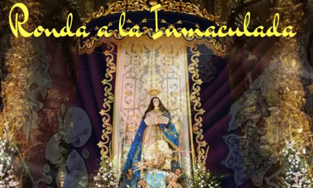 Coros y Danzas y la Rondalla Genaro Ramos rondan esta noche a la Inmaculada