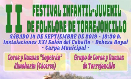 II Festival Infantil-Juvenil de Folklore de Torrejoncillo