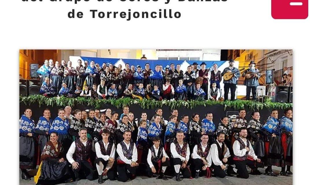 Nueva página web del Grupo de Coros y Danzas de Torrejoncillo