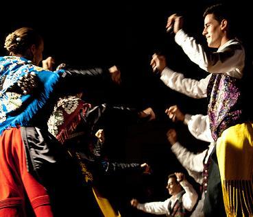 La localidad portuguesa de Abitureiras recibe hoy a nuestros Coros y Danzas