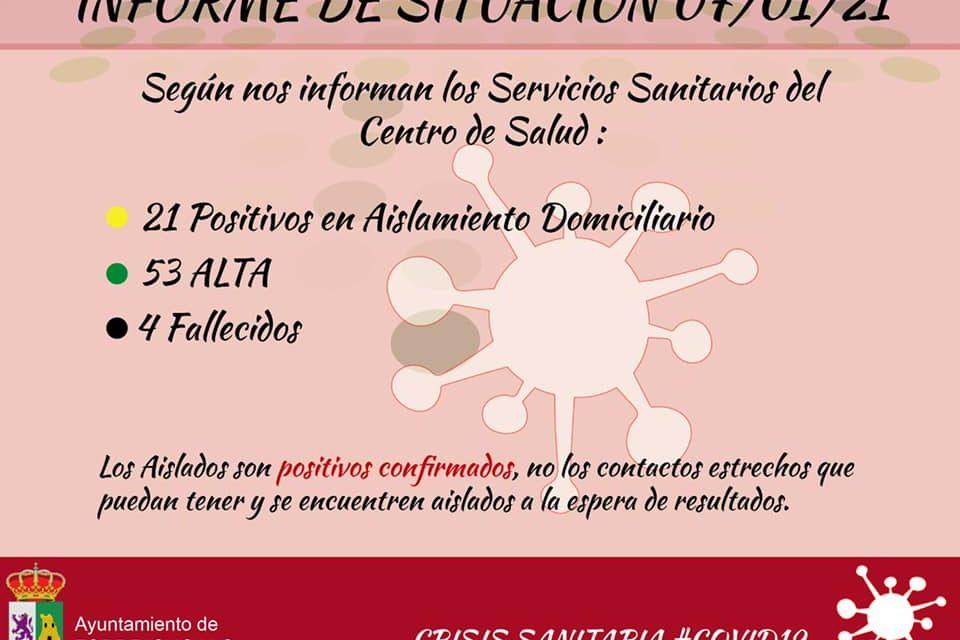 INFORME DE SITUACIÓN COVID-19 a 07/01/2021