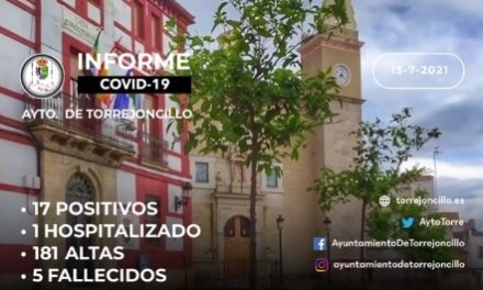 INFORME DE SITUACIÓN COVID-19 a 13/07/2021