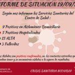 Confirmado nuevo positivo de Covid19 en Torrejoncillo