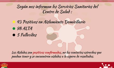 INFORME DE SITUACIÓN COVID-19 a 26/01/2021