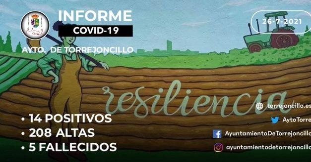 INFORME DE SITUACIÓN COVID-19 a 26/07/2021