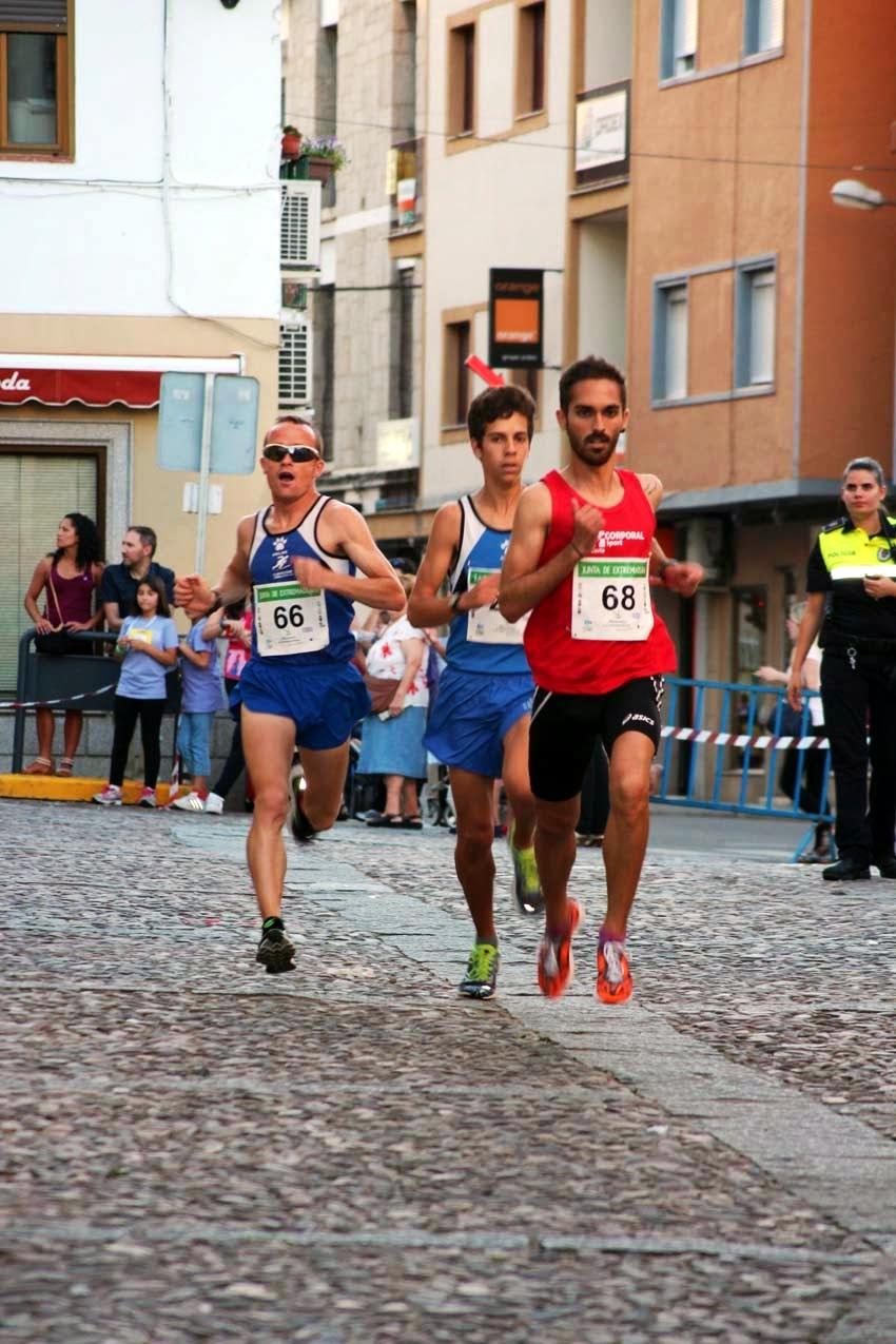 Continúan los éxitos del Club Atletismo Torrejoncillo en las carreras populares