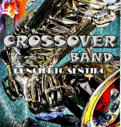 Crossover Band en concierto