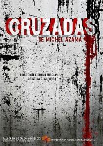 """Cartel Oficial de """"Cruzadas"""" - ESAD"""