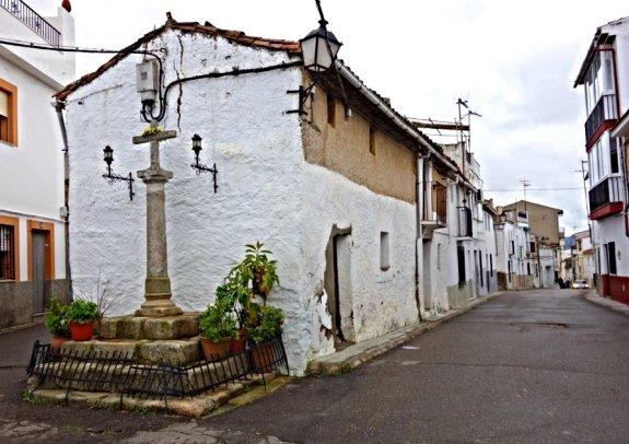 Barriada Ciudad Rodrigo y Calle Coria y aledaños
