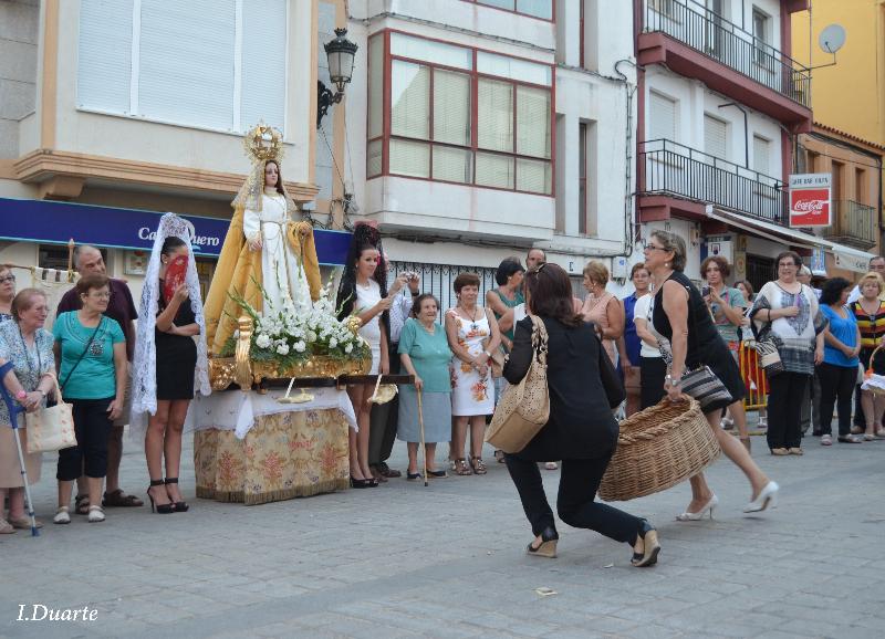 En la tarde de hoy volveremos a celebrar la Fiesta del Tálamo en Torrejoncillo