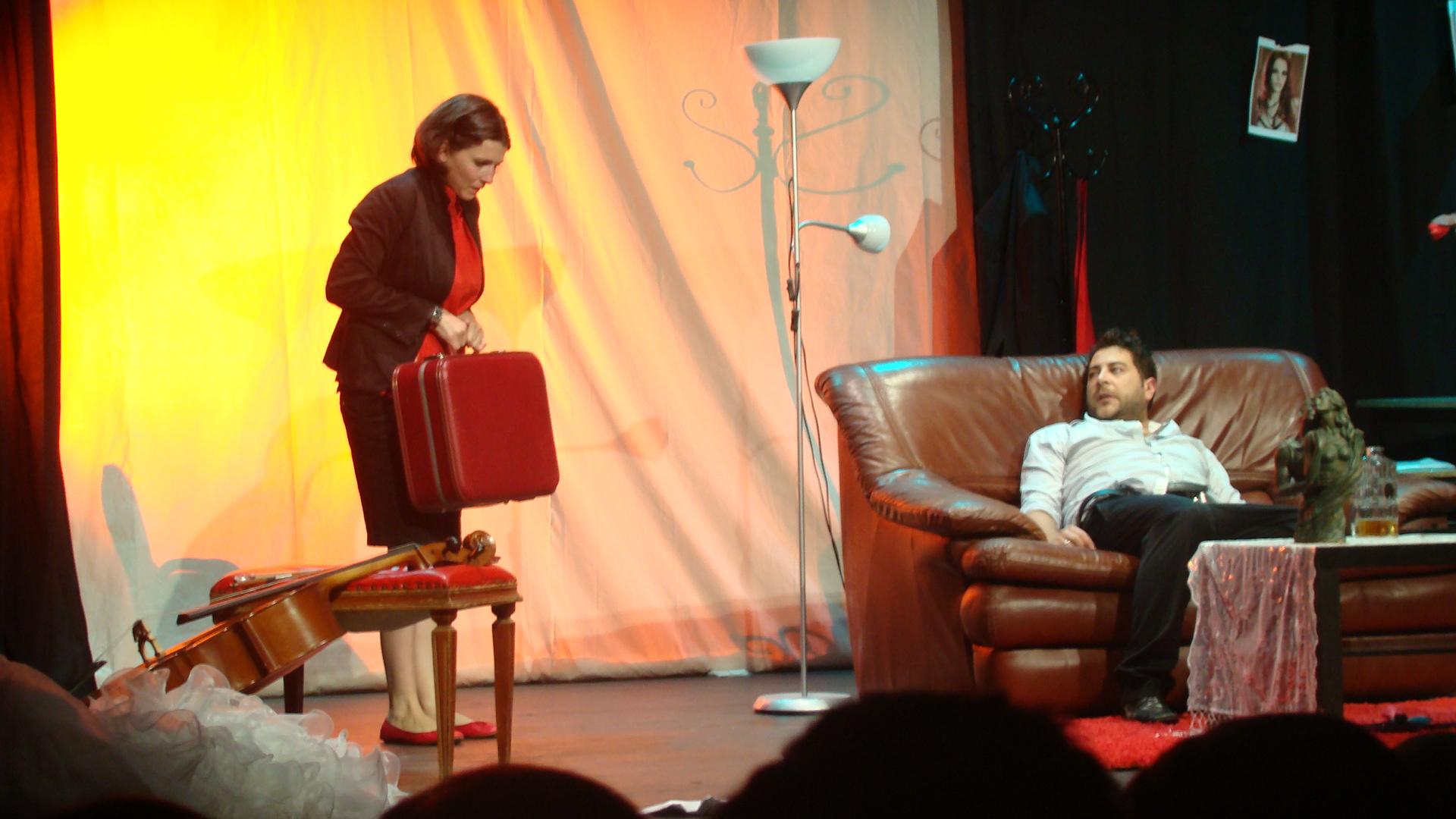 La Otra parte teatro, gana el XXIII Certamen de Teatro