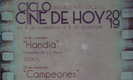 Cine de Hoy en Torrejoncillo