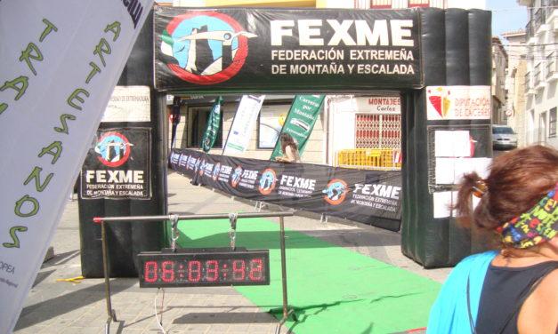A pocos minutos de cerrar la meta del Trail Artesanos con más de diez horas de competición os ofrecemos los pódiums de las diferentes competiciones