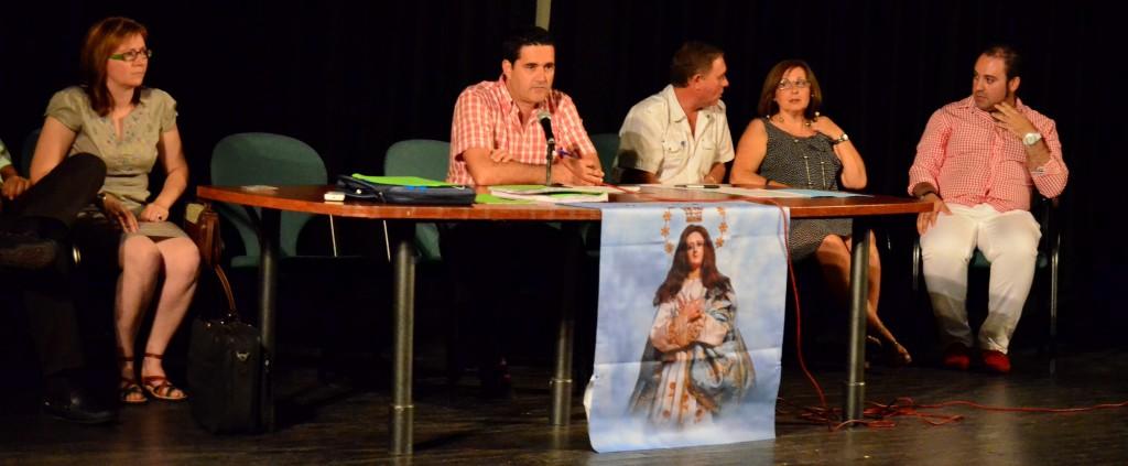 Antonio Testón Santos presidió su última asamblea - ISMAEL DUARTE