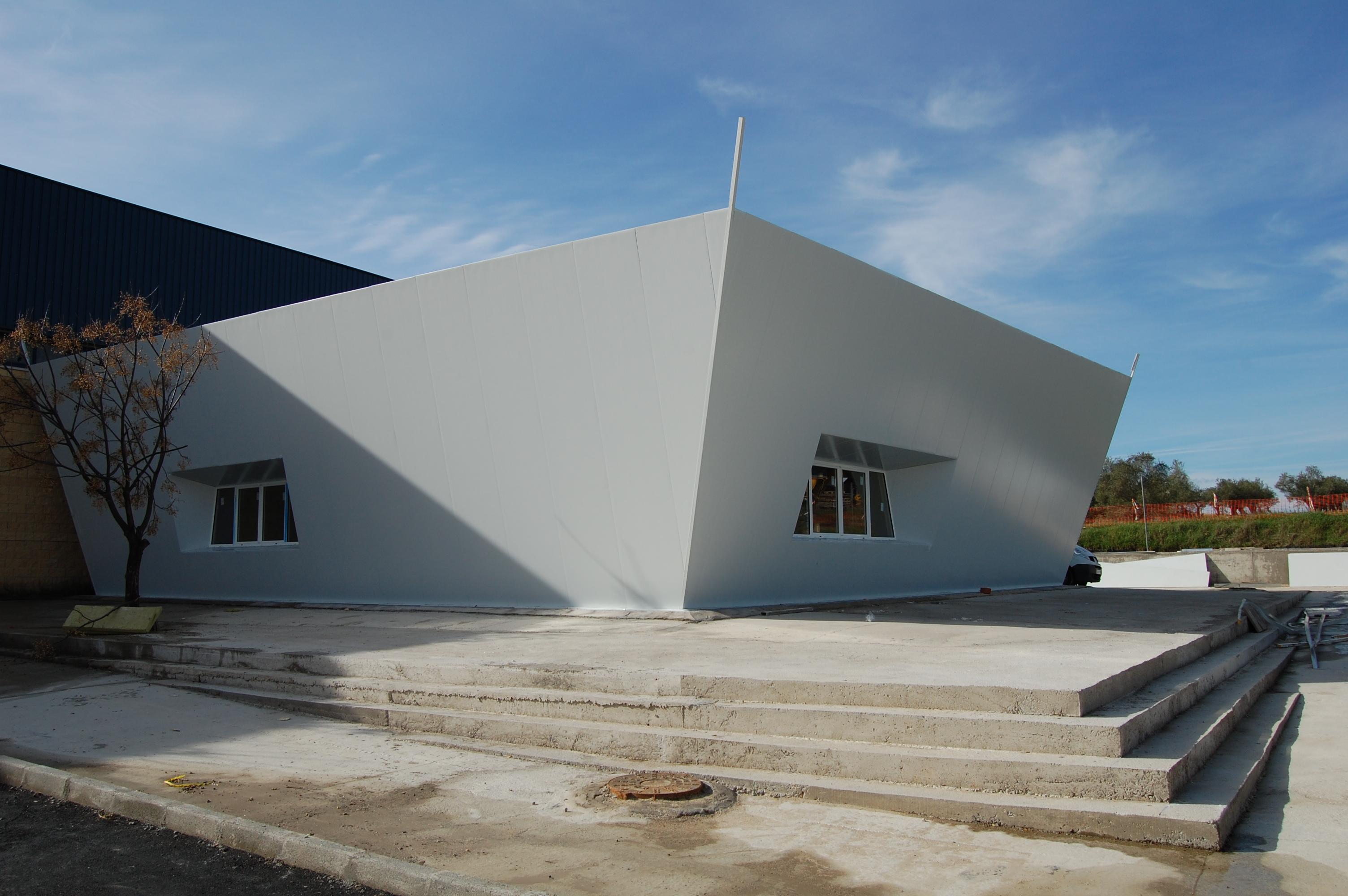 En febrero finalizarán las obras del nuevo Gimnasio Municipal