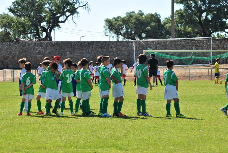 Los benjamines de la AD Torrejoncillo disputan el III Torneo Ibérico de Fútbol 7 en Portugal
