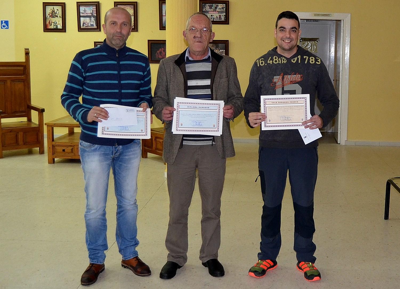 Entrega de premios del IV concurso «Toros de Torrejoncillo 2015»