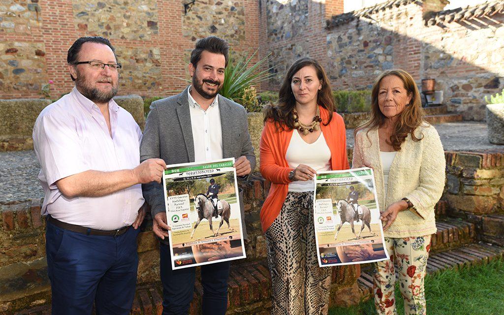 Cerca de 10 mil personas visitarán el XXI Salón del Caballo de Torrejoncillo
