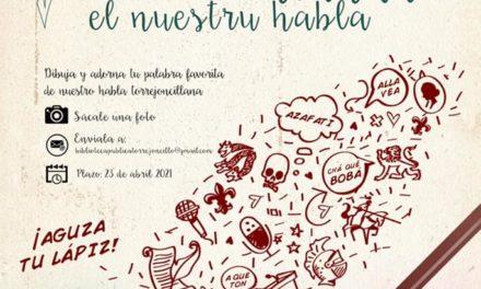 DIBUJANDU PALABRAS, PINTANDU EL NUESTRU HABLA