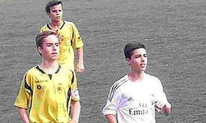 El infantil Diego Rodríguez ficha por el Real Madrid y Antonio Moreno hizo el seguimiento para ello.