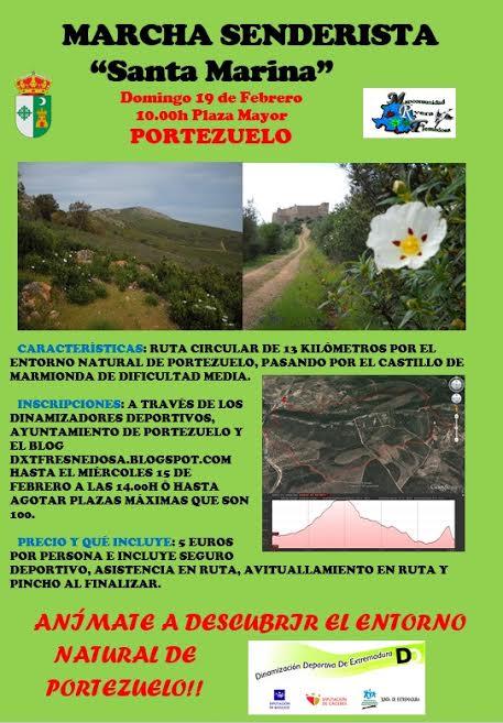 III Ruta del Circuito Mancomunado Portezuelo