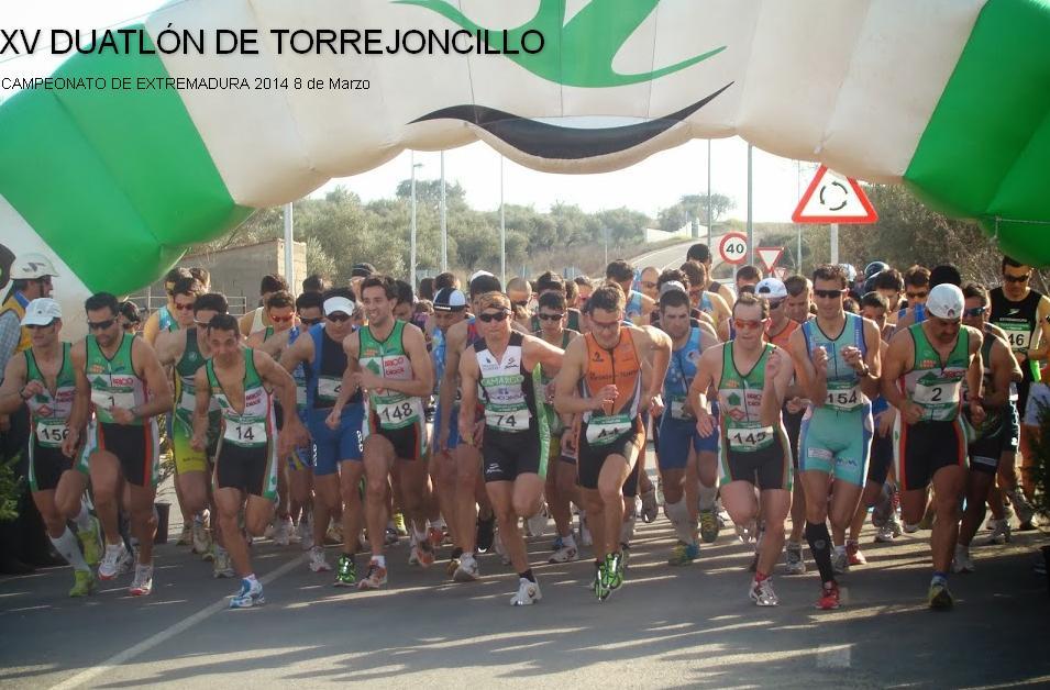 XV Duatlón de Torrejoncillo