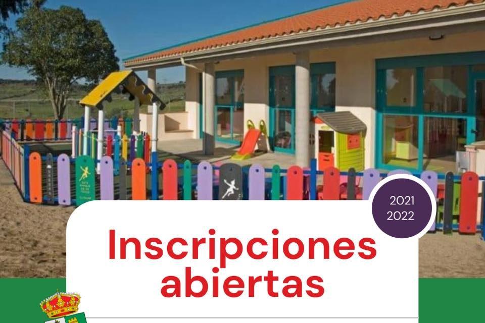 INSCRIPCIONES ABIERTAS ESCUELA INFANTIL 'EL DUENDE
