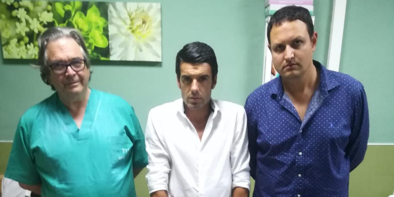 Comunicado oficial sobre el estado de Emilio de Justo tras la cornada sufrida en Mont de Marsan
