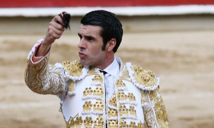Emilio de Justo, premio a la mejor actuación de la Feria Taurina de Cali