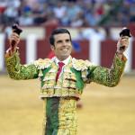 Emilio de Justo declarado triunfador en de la Feria Taurina de Valladolid